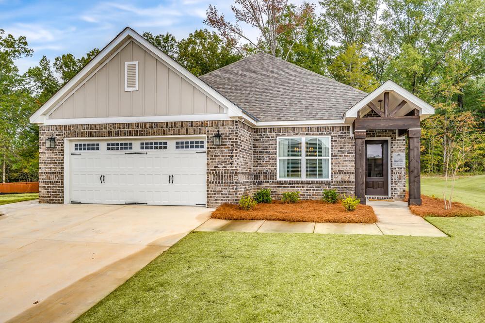 New Homes in Montgomery, AL