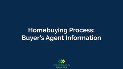 Homebuying Process: Buyer's Agent Information
