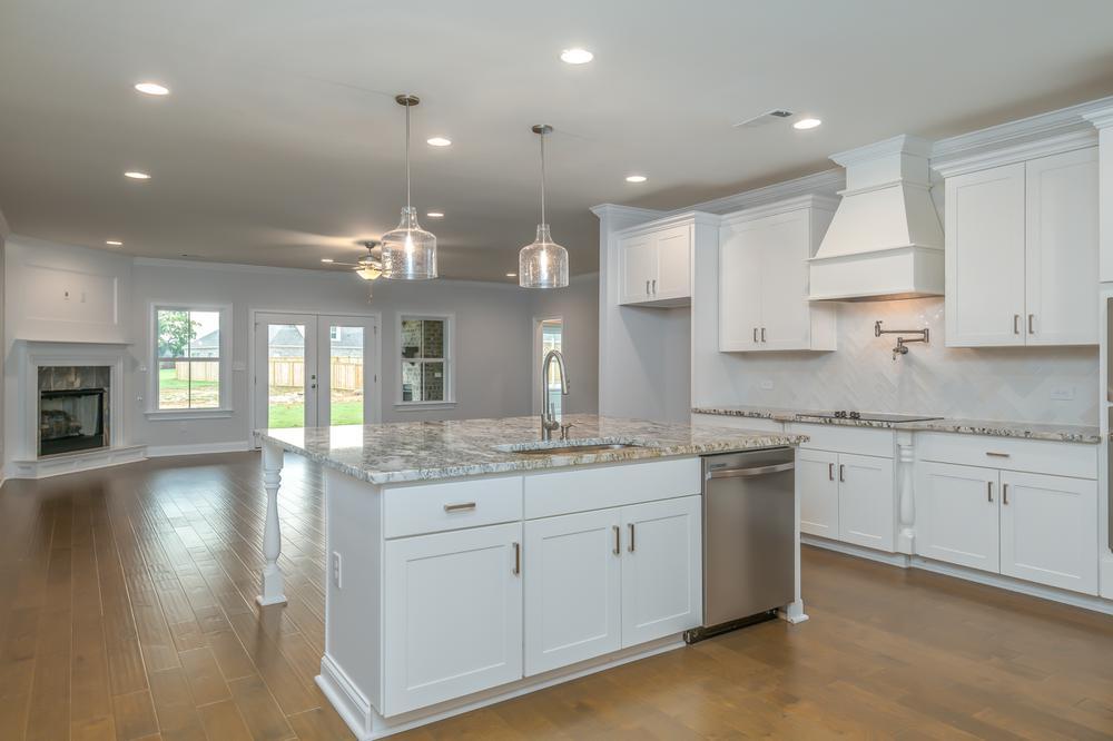 3,088sf New Home in Millbrook, AL